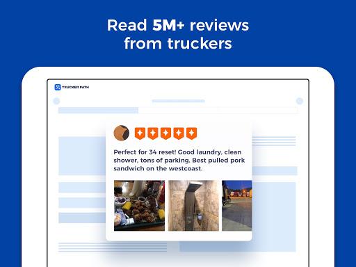 Trucker Path: Truck GPS Truck Stops Weigh Stations apktram screenshots 18
