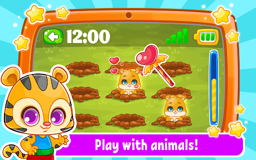Babyphone & tablet - baby learning games, drawing 2.3.6 screenshots 4