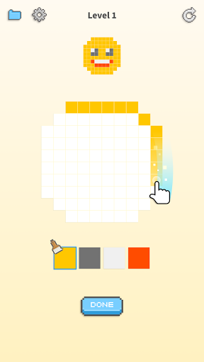 Pixel Paint 3D  screenshots 1