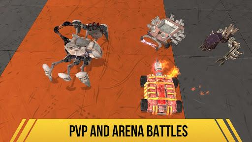 Robot Fighting 2 - Minibots & Steel Warriors 2.6.1 screenshots 1