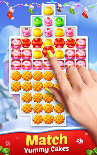 Cake Smash Mania - Swap and Match 3 Puzzle Game 3.0.5050 screenshots 11