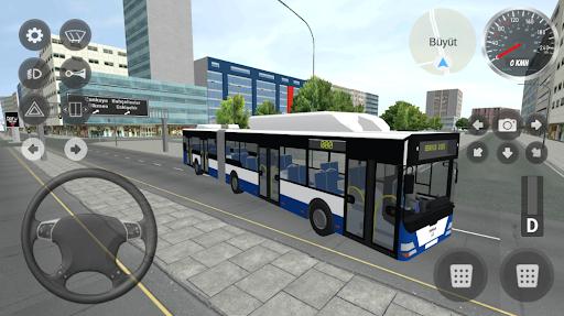 City Bus Simulator Ankara Apk 0.11 screenshots 2