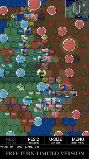 Operation Barbarossa LITE 5.7.2.0 screenshots 6