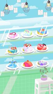 Mirror cakes 6
