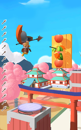 Stab Master : Fruit Smash 3D screenshots 9