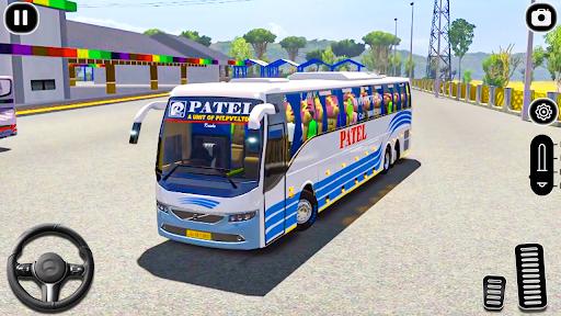 Modern Coach Tourist Bus: City Driving Games Free 1.0 screenshots 4