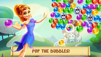 Bubble Elf 2 - Pop Shooter !