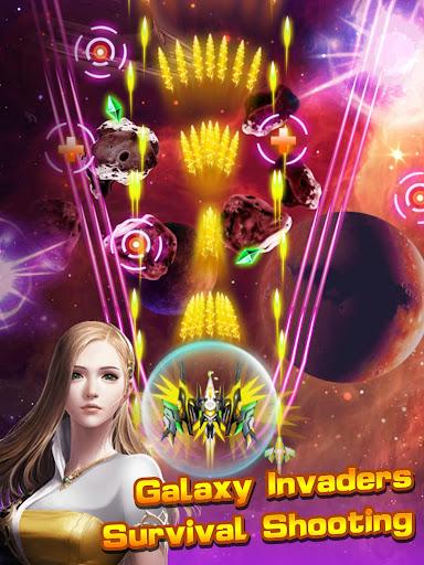 Galaxy Shooter-Space War Shooting Games  screenshots 10