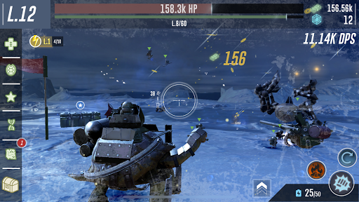 War Tortoise 2 - Idle Exploration Shooter 1.03.12.5 screenshots 6
