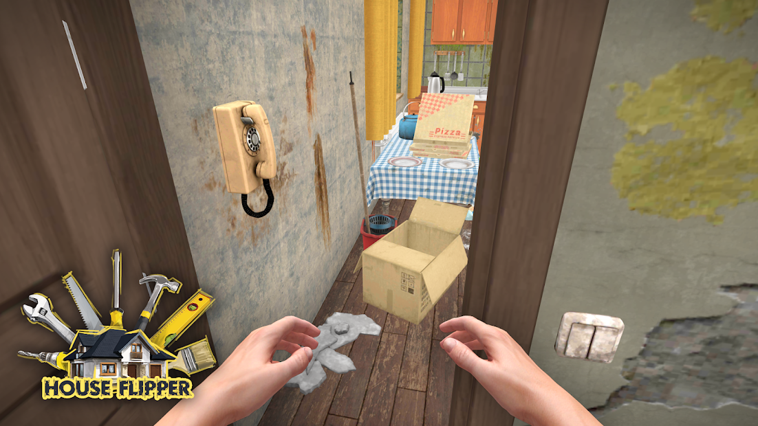 House Flipper: Home Design, Renovation Games Android App Screenshot