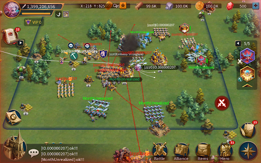 Empires Mobile 1.0.6 screenshots 6