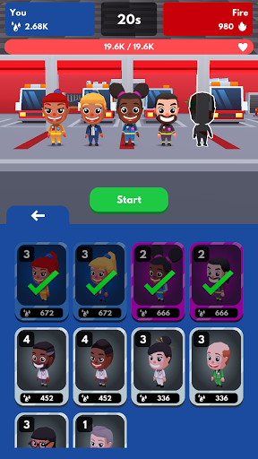 Idle Firefighter Tycoon - Fire Emergency Manager 0.14 screenshots 6
