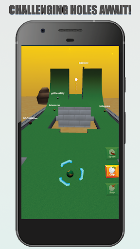 Mini Golf Stars 2  screenshots 6