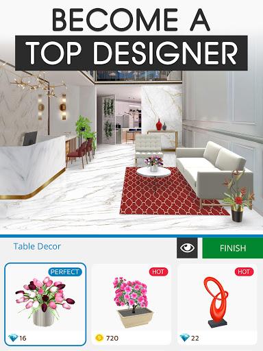 Home Makeover: Decorating Games & House Design Apkfinish screenshots 15