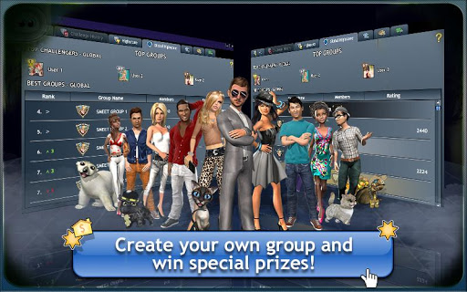 Smeet 3D Social Game Chat 100.01.993 screenshots 4