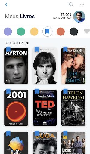 Skoob - Para quem ama livros! android2mod screenshots 1
