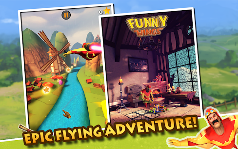 Funny Wings VR 1