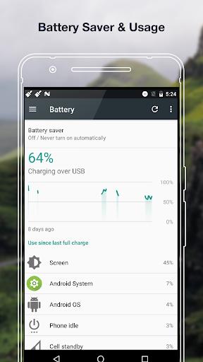 Advance Battery Saver 2021 - Battery Optimizer apktram screenshots 3