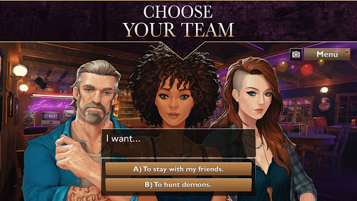 Is It Love? Fallen Road - Choose Your Path 1.3.351 screenshots 5