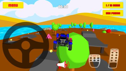 Baby Car Fun 3D - Racing Game apkpoly screenshots 16