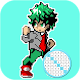 Coloring Hero Academia By Number - Anime Color Art APK