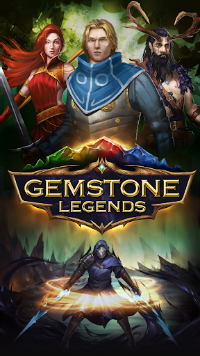 Gemstone Legends - epic RPG match3 puzzle game 0.34.347 screenshots 1