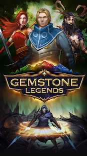 How to hack Gemstone Legends - epic RPG match3 puzzle game for android free