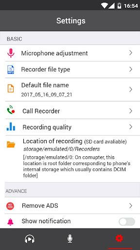 Voice Recorder 49 Screenshots 5