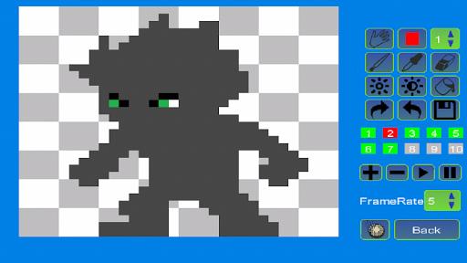 Pixel Animator:GIF Maker For PC Windows (7, 8, 10, 10X) & Mac Computer Image Number- 5