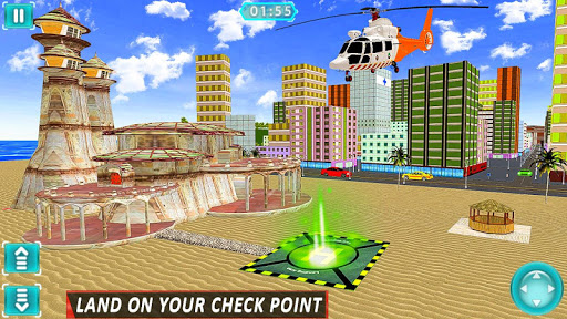 Helicopter Flying Adventures 1.4 screenshots 16