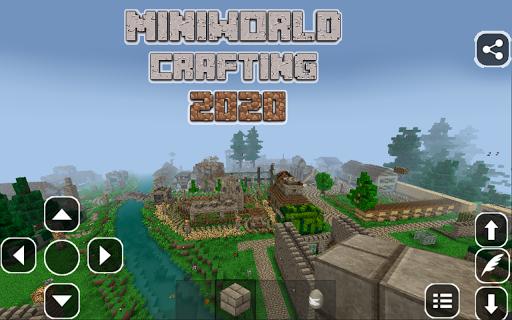 Mini World Block Craft Survival Building 2020  screenshots 5