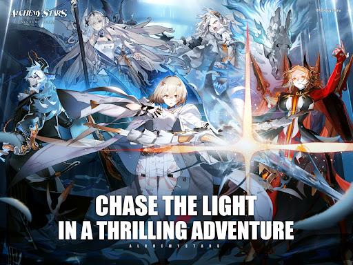 Alchemy Stars: Aurora Blast Apkfinish screenshots 14