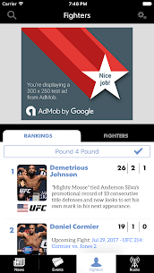 MMAjunkie Apk Download NEW 2021 5