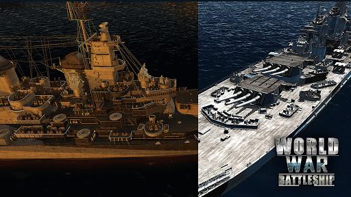 World War Battleship: The Hunting in Deep Sea 2.00.035 screenshots 1