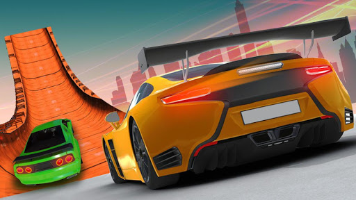 Impossible Stunts Car Racing Games: Spiral Tracks 2.1 screenshots 9