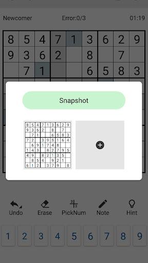 Sudoku 1.4.5 screenshots 7