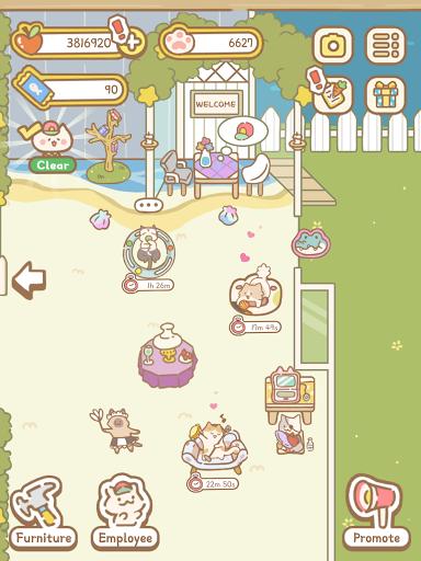 Cat Spa screenshots 11