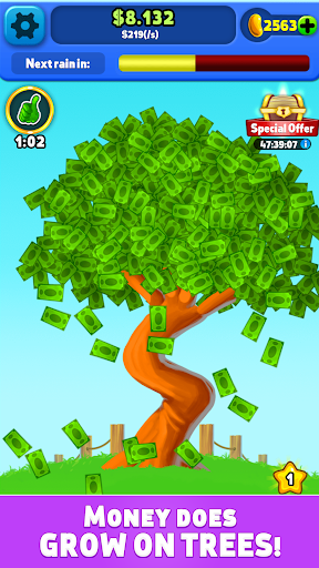 Money Tree - Grow Your Own Cash Tree for Free!  screenshots 1