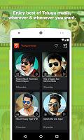 screenshot of Telugu Songs తెలుగు పాటలు MP3 Patalu Music App