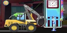 建設車両とトラック-子供向けゲームのおすすめ画像4