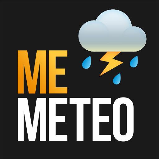 MeMeteo: pronóstico del tiempo local y mundial