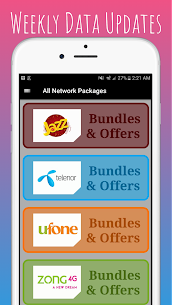 All Network Packages Pakistan 2020 5.1 Latest MOD Updated 1