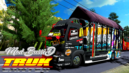 Mod Bussid Truck 5 Mod APK Updated Android 1