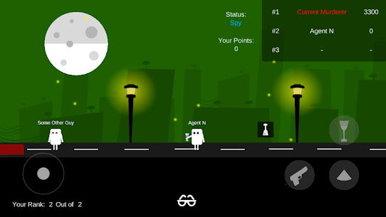 Spy.io – Multiplayer Shooter Hack for iOS and Android 3