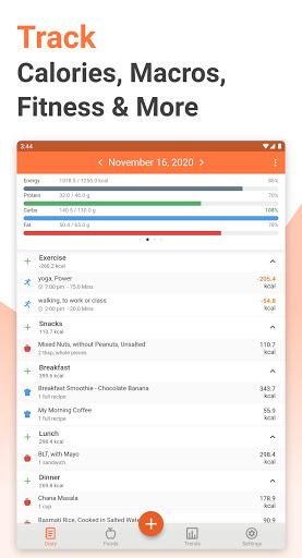 Cronometer u2013 Nutrition Tracker 3.5.4 Screenshots 17