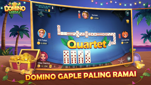 Domino QiuQiu Gaple Slots Online android2mod screenshots 12