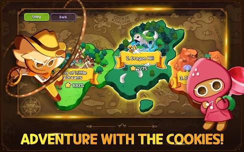 Cookie Run Kingdom Builder & Battle RPG Apk Lastest Version 2021** 2