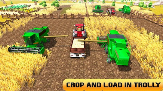Village Farming Harvester Game 2020 Apk Download 4