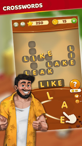 Word Bakers: Words Search  - New Crossword Puzzle 1.19.1 screenshots 1
