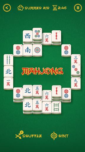 Easy Mahjong - classic pair matching game 0.2.18 screenshots 1